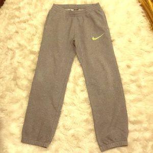 Men's Nike sweatpants, size small